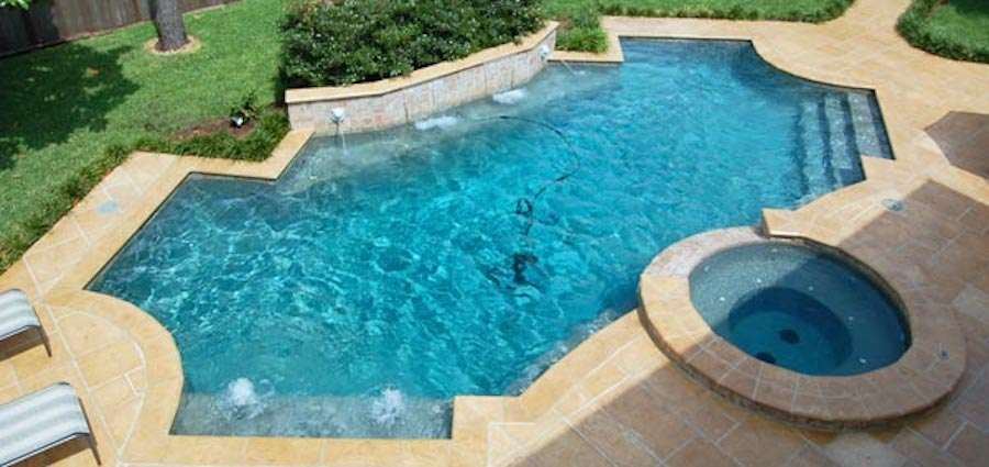 3d pool design in new orleans backyard living pools for Pool design questions