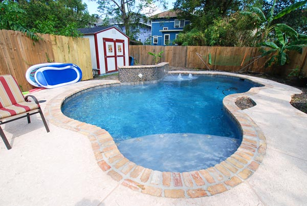 3D Pool Design In New Orleans | Backyard Living Pools
