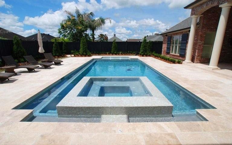 Custom Pools U0026 Spas